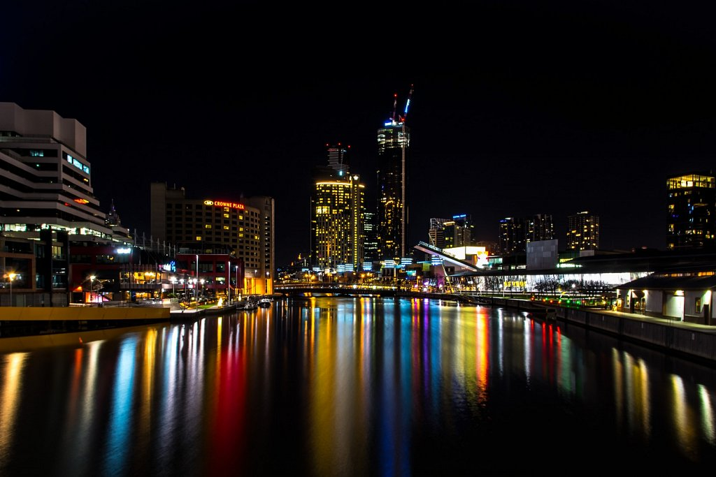 colors of Melbourne
