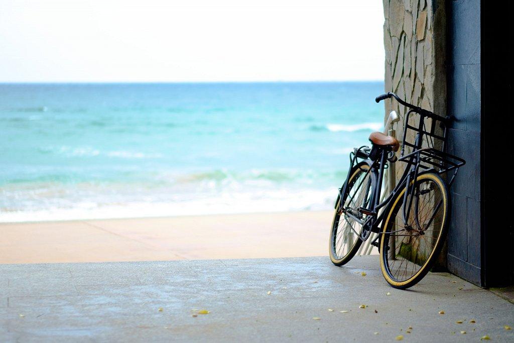 lonely bike