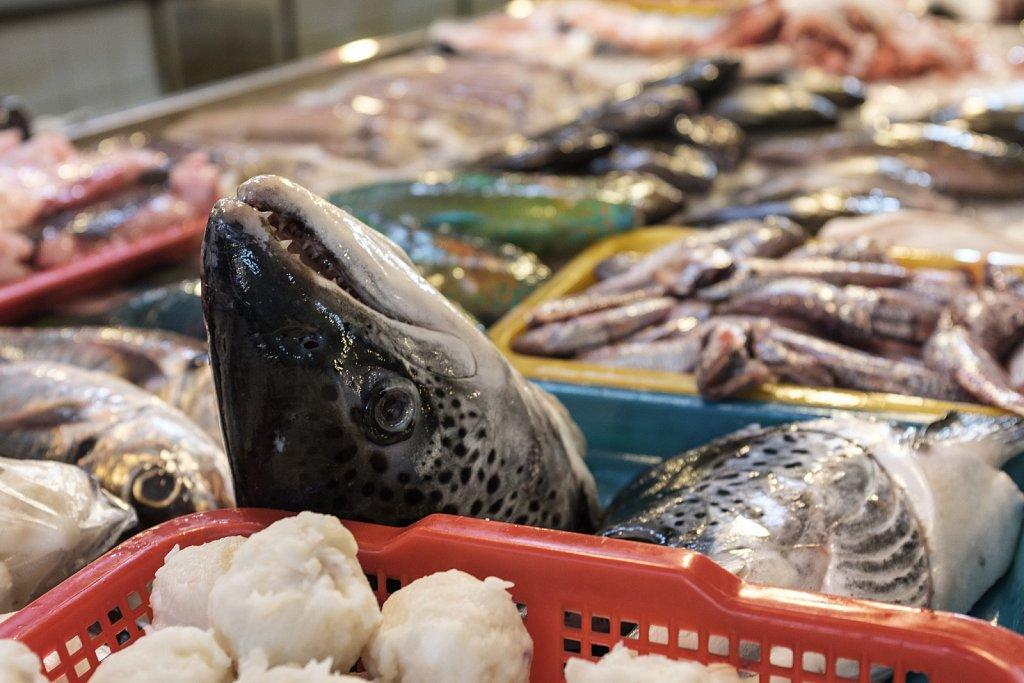 food at market
